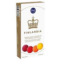 Fazer フィンランディア マーマレイド フルーツ四種類 グミ 260g×1箱 フィンランドのお菓子です