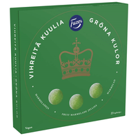 Fazer グリーン マーマレイド 洋ナシ味 グミ 500g×1箱 フィンランドのお菓子です