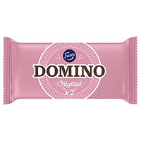 Fazer ドミノ オリジナル味 クッキー 26 g 20箱セット (520 g) フィンランドのクッキーです