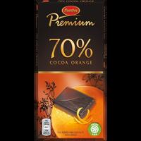 Marabou マラボウ プレミアム オレンジ 板チョコレート 100g スゥエーデンのチョコレートです