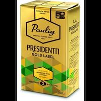 PAULIG PRESIDENTTI パウリグ プレジデント ゴールド ラベル コーヒー 500g1袋 PAULIG - Presidentti Gold Label フィンランドのコーヒーです