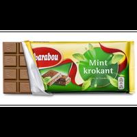 Marabou マラボウ ミント 板チョコレート 200g スゥエーデンのチョコレートです