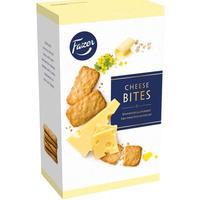 Fazer ファッツェル エメンタール チーズ バイツ ビスケット 4 箱 x 160gセット フィンランドのビスケットです
