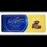 Karl Fazer ヘーゼルナッツ味 チョコレート 200g 1枚 フィンランドのチョコレートです