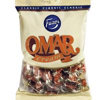 ファッツェル  オマル クリーミーキャンディー 220g×1袋  フィンランドのお菓子です