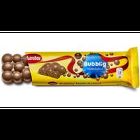 Marabou マラボウ Bubby チョコレート 60g × 3本 (180g) スゥエーデンのチョコレートです