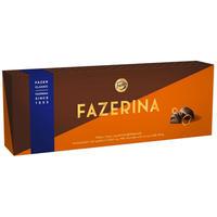 Fazer ファッツェル ファゼリーナ filled チョコレート 1 箱 x 350g フィンランドのチョコレートです