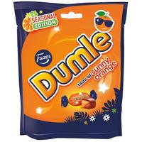 Fazer ファッツェル ドゥムレ サニーオレンジ チョコレート 10 袋 x 220gセット フィンランドのチョコレートです