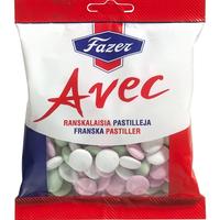 ファッツエル アーベック ミントカバーチョコレート 150g入り×1袋 フィンランドのお菓子です