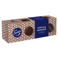 Fazer ファッツェル スクラムース チョコレート ビスケット 8 箱 x 142gセット フィンランドのビスケットです