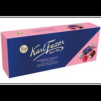 Karl Fazer カール・ファッツェル ラズベリーヨーグルト味 チョコレート 270g× 6 箱セット フィンランドのチョコレートです