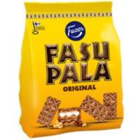 Fazer ファスパラ 塩キャラメル味 ウエハース 215 g 1箱セット フィンランドのおかしです