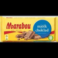 Marabou マラボウ ミルク 板チョコレート 200g スゥエーデンのチョコレートです