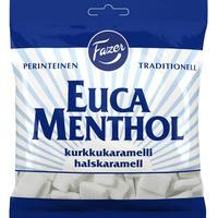 Fazer ファッツェル ユーカメンソール トローチ パステリキャンディ 16 袋 x 200gセット フィンランドのパステリキャンディです