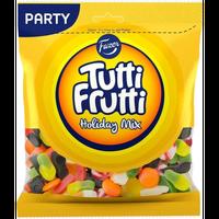 Fazer Tutti Fruttiトゥッティ フルッティ ホリデーミックス リコリス チョコレート フルーツ味 グミ 350g*1袋 フィンランドのお菓子です