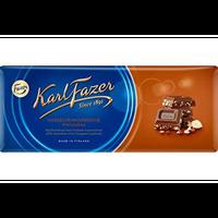 Karl Fazer ヘーゼルナッツ チョコレート 200g 10枚セット (2kg) フィンランドのチョコレートです