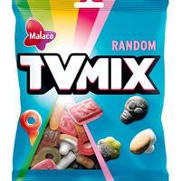 Malaco TV Mix テレビ ミックス ランダム お菓子セット 1袋×325g 北欧のお菓子です