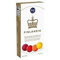 Fazer フィンランディア マーマレイド フルーツ四種類 グミ 260g×5箱セット フィンランドのお菓子です