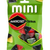 Malaco Aakkoset マラコ アーコセット フルーツ&サルミアッキ グミ 8袋×120g 北欧のお菓子です