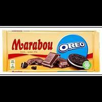 Marabou マラボウ Oreo クッキー味 板チョコレート 185g スゥエーデンのチョコレートです