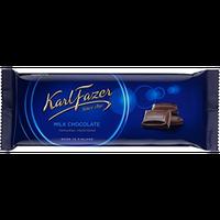 Karl Fazer カール・ファッツェル ミルクチョコレート 100g × 20枚セット フィンランドのチョコレートです