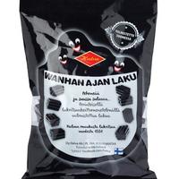 Halva ハルヴァ Wanhan ajan laku lakritsipussi pss 350g ×1袋 フィンランドのお菓子です