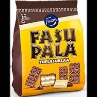 Fazer ファスパラ チョコレート味 ウエハース 215 g 1箱セット フィンランドのおかしです