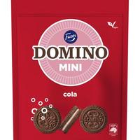 Fazer ファッツェル ドミノ ミニ コーラ ビスケット 1 袋 x 99g フィンランドのビスケットです