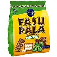 Fazer ファスパラ ミント味 ウエハース 215 g 1箱セット フィンランドのおかしです