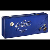 Karl Fazer カール・ファッツェル ミルクチョコレート 270g×1 箱 フィンランドのチョコレートです