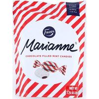 ファッツェル マリアンネ ミントチョコキャンディー 220g入り×1袋 Fazer Chocolate Filled Mint Candies フィンランドのお菓子です