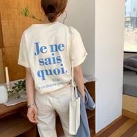 カラーロゴ Tシャツ 7505