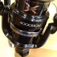 シマノ 14エクスセンスBB 4000HGM
