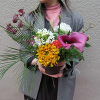 seasonal arrangement : spring 【¥5,000】