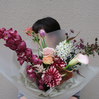 seasonal bouquet(花束) : spring 【¥8,000】