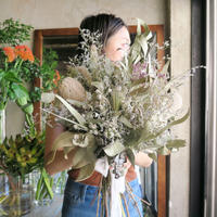 ドライフラワー・ブーケ / Dryflower bouquet 05