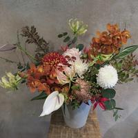 seasonal arrangement : spring 【¥15,000】