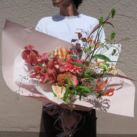 seasonal bouquet(花束) : autumn 【¥10,000】