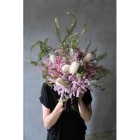 ドライフラワー・ブーケ/Dryflower Bouquet 01