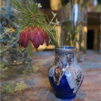 Antique flower vase  / GER-003