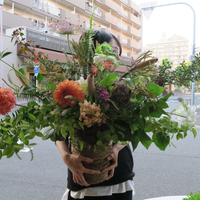 seasonal arrangement : autumn 【¥15,000】