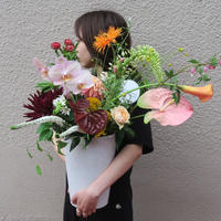 seasonal arrangement : spring 【¥10,000】