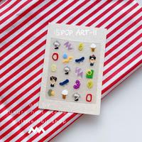完売/オリジナルネイルステッカー/⑤pop art-2/  [ST-05]