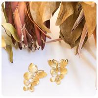 butterfly pirce&earring
