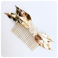 leaf comb