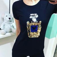 香水瓶Tシャツ