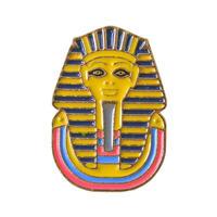 """""""tutankhamun""""  ancient egypt pin badge  (ar-022)"""