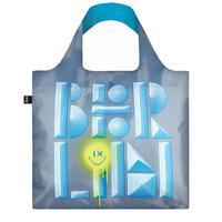 """""""LOQI """"  Alex Trochut  Berlin Bag (AT.BE)"""