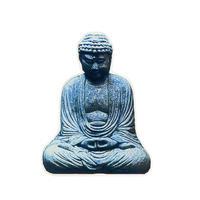 "【 starshine arts 】happylife productions ""stone buddha"" sticker (ss-6)"