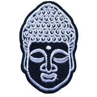 """buddha "" monotone  patch  -7.5cm-  (ar215-25)"
